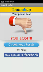 Thumb Up App 2
