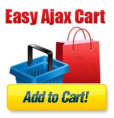 Easy Ajax Cart