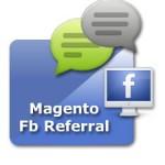 Magento FB Referral