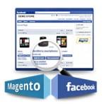 Magento Facebook App